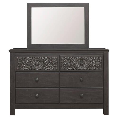 Signature Design By Ashley - Paxberry Dresser and Mirror