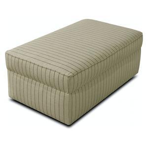 England Furniture2A20-81 Macy Storage Ottoman