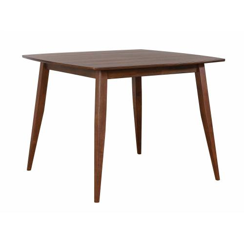 """Counter Height Pub Dining Table - Mid Century (48"""")"""