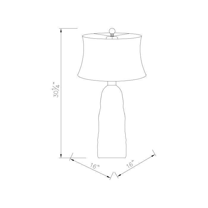 "Product Image - Canton LMP-1011 30""H x 16""W x 16""D"