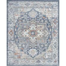 View Product - Allure - ALL1107 Navy Rug