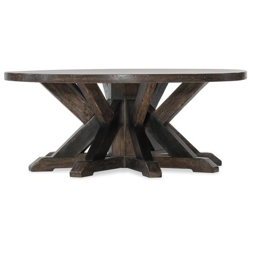 Roslyn County Round Cocktail Table