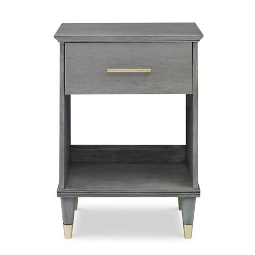 Braydon Nightstand - Ash Grey