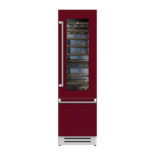 "Hestan - 24"" Wine Refrigerator - KRW Series - Tin-roof"