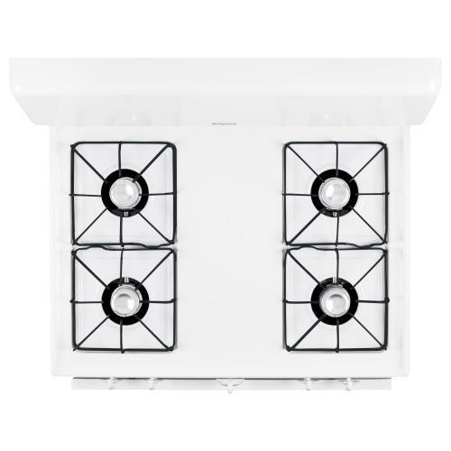 "Gallery - Hotpoint® 30"" Free-Standing Gas Range"