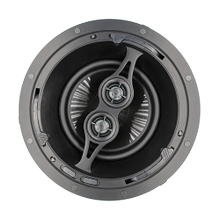 "6.5"" Two-Way Dual Voice Coil In-Ceiling Speaker"