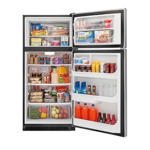 Gallery - 18 Cu. Ft. Top Freezer Refrigerator