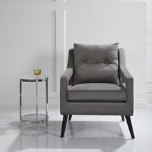 O'Brien Armchair, Gray