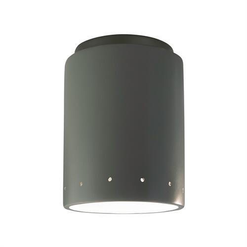 Cylinder w/ Perfs Flush-Mount