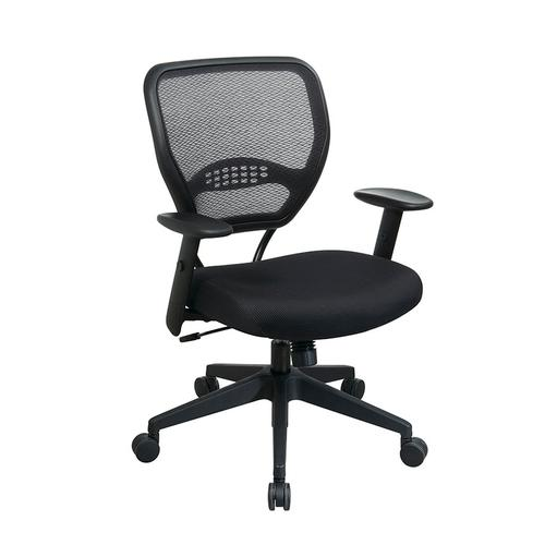 Professional Black Airgrid® Back Managers Chair