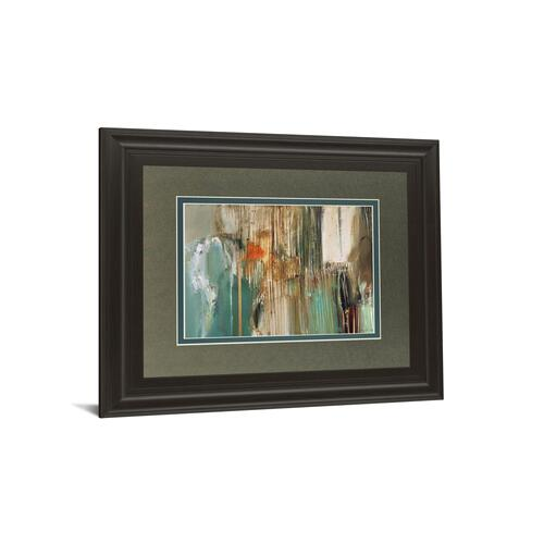 """Peppermint Grove"" By Natasha Barnes Framed Print Wall Art"
