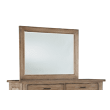 Brownstone Village Bureau Mirror