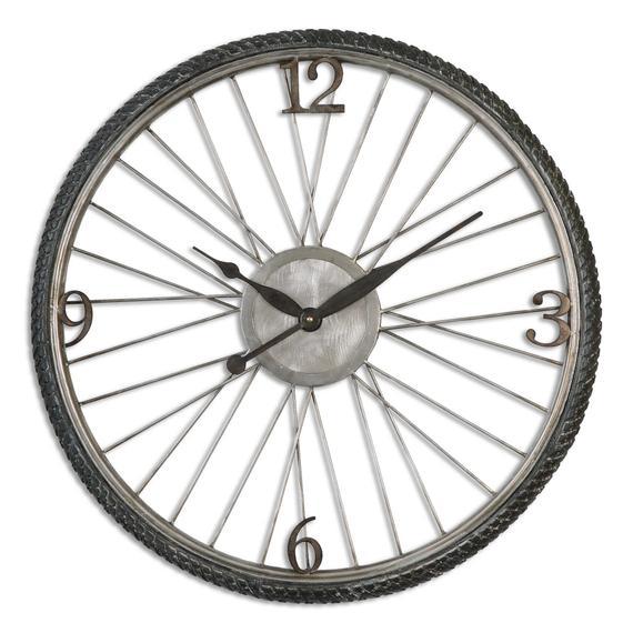 Uttermost - Spokes Wall Clock