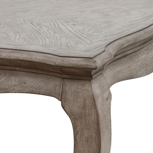 Ella Leg Table in Gray