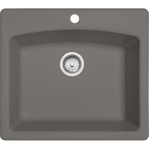 Franke - Ellipse ESSG25229-1 Granite Stone Grey