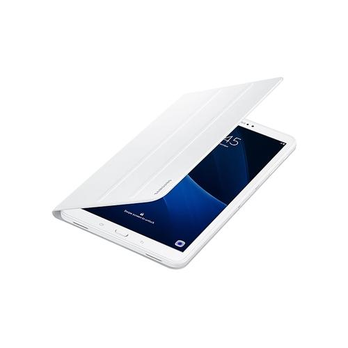 """Galaxy Tab A 10.1"""" Book Cover - White"""