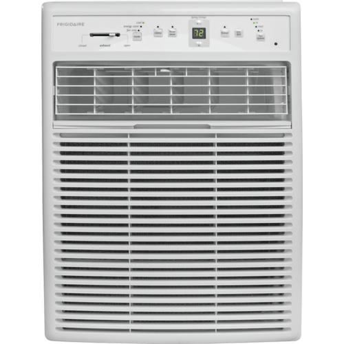 Gallery - Frigidaire 10,000 BTU Window-Mounted Slider / Casement Air Conditioner