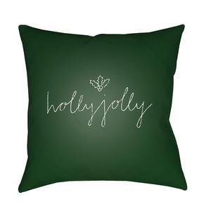 "Holly Jolly II JOY-013 20"" x 20"""