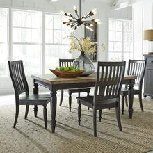 5 Piece Reactangular Table Set