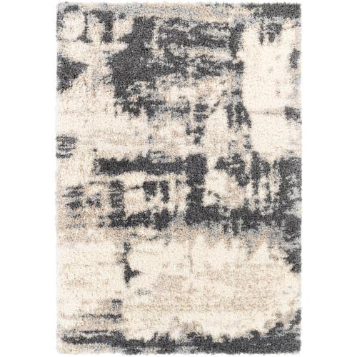 """Surya - Eskimo Shag ESG-2302 2'7"""" x 7'3"""""""
