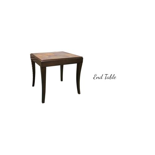 Gallery - Oak 3 Pack - Cocktail Table & Two End Tables