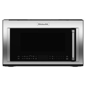 "Kitchenaid30"" 1000-Watt Microwave Hood Combination with Convection Cooking - Stainless Steel"