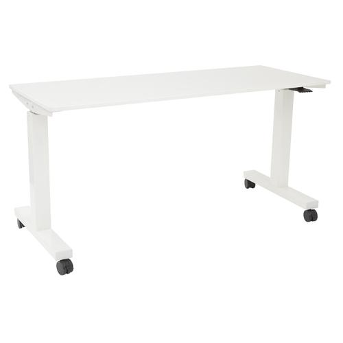 6 Ft. Wide Pneumatic Height Adjustable Table