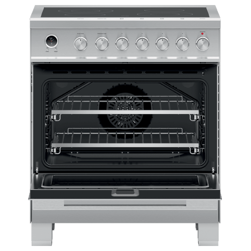 "Electric Range, 30"", 4 Elements, Self-cleaning"