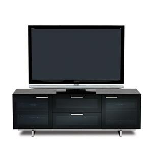 Avion Noir Contemporary TV Cabinet