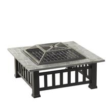 """See Details - MTL FIRE PIT 32""""W, 18""""H"""