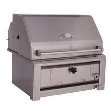 """View Product - Luxor30"""" freestandingcharcoal grill"""