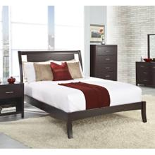 Nevis Queen Low-Profile Bed