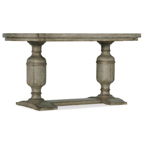 Alfresco Ponte 60in Friendship Table w/ 2-12in leaves