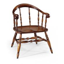 Bow back windsor country chair (Arm)