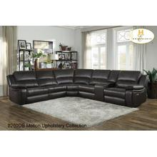 6pc Power Motion Sectional