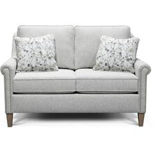 See Details - 9T06N Ella Loveseat with Nails