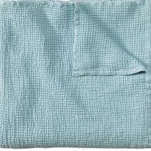 See Details - Waffle Weave Coverlet & Shams, LAKE, EURO