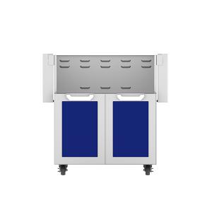 "30"" Hestan Outdoor Tower Cart with Double Doors - GCD Series - Prince"