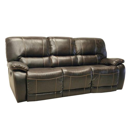 Harrisburg Brownstone Reclining Sofa