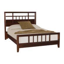 Slat Bed 4/6 Full