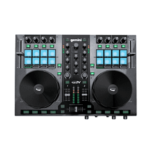 2-Channel Virtual DJ Controller