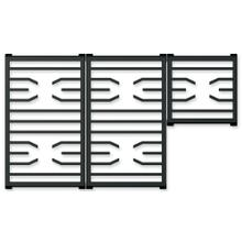 Professional Gas Cooktop Transitional Grates