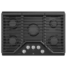 """GE Profile™ 30"""" Built-In Gas Cooktop Black / Closeout /  CNTR ONLINE3 / ID:453079 / New In Original Sealed Mfg. Carton"""
