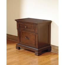 Two Drawer Night Stand***ONLY 4 LEFT!!***