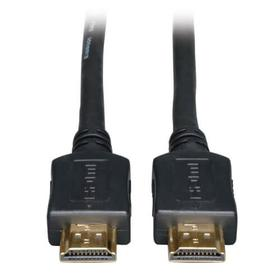 High-Speed HDMI Cable with Ethernet - 4K, No Signal Booster Needed, M/M, Black, 45 ft. (13.72 m)