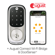 View Product - YRD226 - CBA Assure Lock Touchscreen Connected by August
