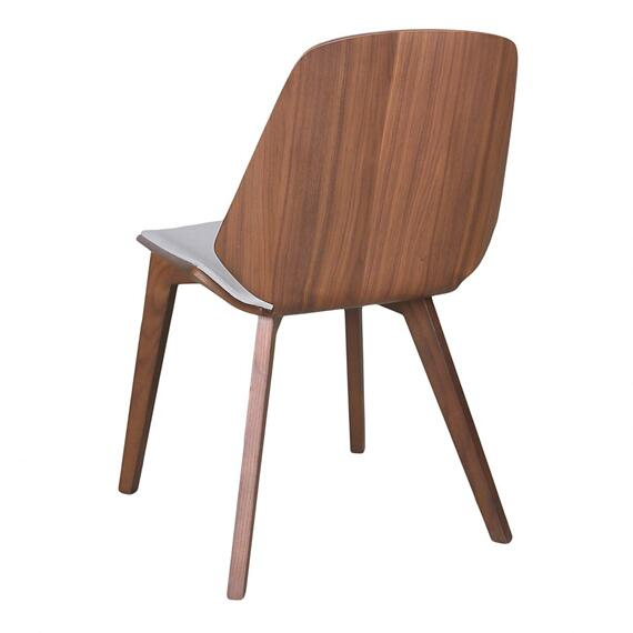 Moe's Home Collection - Austin Dining Chair White-m2