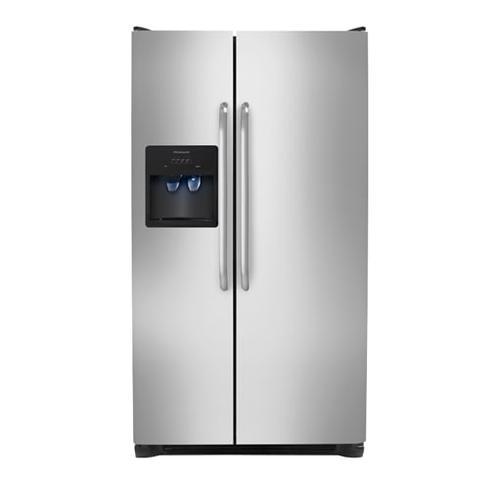Gallery - Frigidaire 22.1 Cu. Ft. Side-by-Side Refrigerator