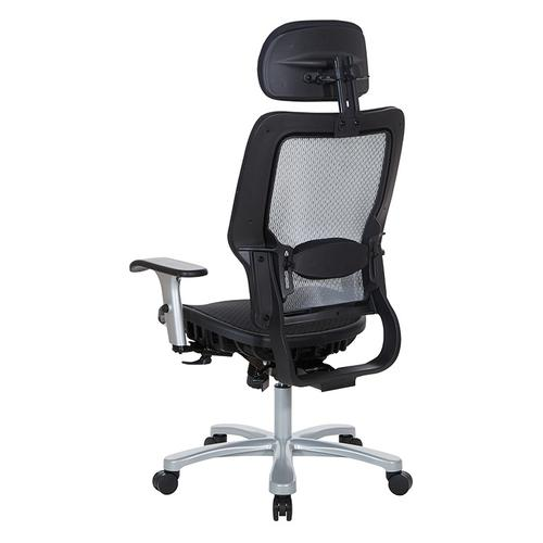 Office Star - Big & Tall Air Grid® Manager's Chair With Headrest