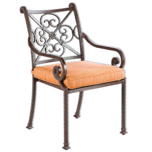 Alfresco Home - Roma Dining Arm Chair
